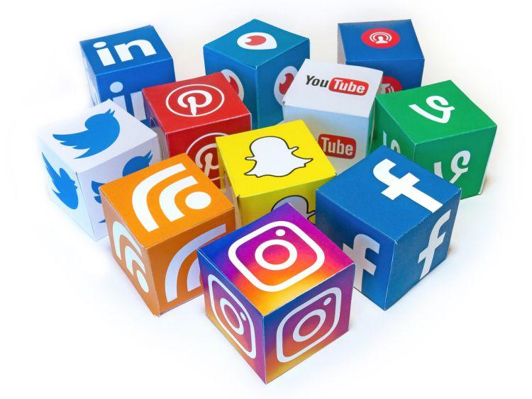 družabna omrežja