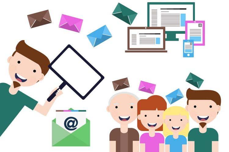 email marketing platforme