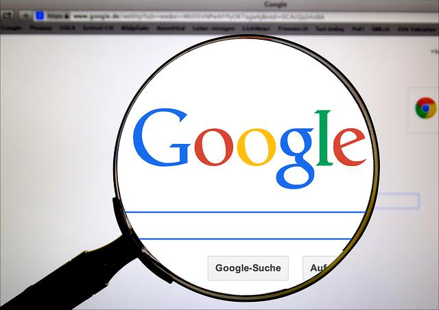 oglaševanje preko Googla